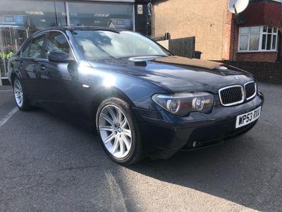 BMW 7 Series Saloon 4.4 745i 4dr