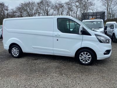 Ford Transit Custom Panel Van 2.0 300 EcoBlue Limited L2 H1 EU6 5dr