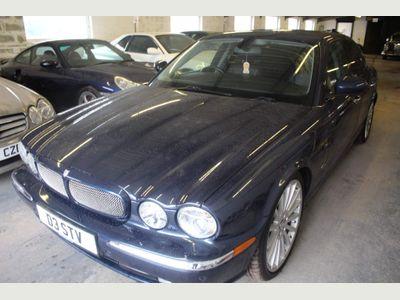 Jaguar XJR Saloon 4.2 V8 Super 4dr