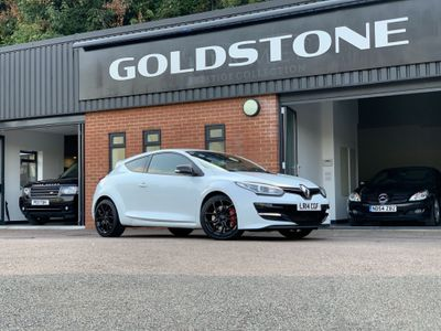 Renault Megane Coupe 2.0 Renaultsport (s/s) 3dr