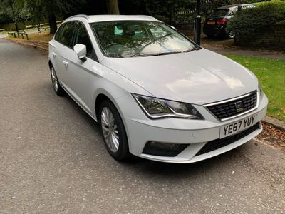 SEAT Leon Estate 1.6 TDI SE Dynamic Technology ST (s/s) 5dr