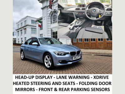 BMW 3 Series Saloon 2.0 320i SE xDrive (s/s) 4dr