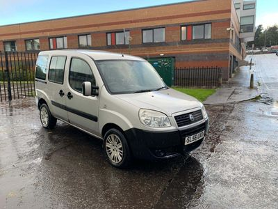 Fiat Doblo Estate 1.9 MultiJet Active 5dr