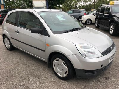 Ford Fiesta Hatchback 1.25 Finesse 3dr