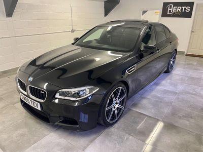 BMW M5 Saloon 4.4 V8 M DCT 4dr