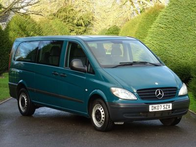 Mercedes-Benz Vito Other 2.1 109CDI Traveliner Extra Long Bus 5dr (9 Seats)