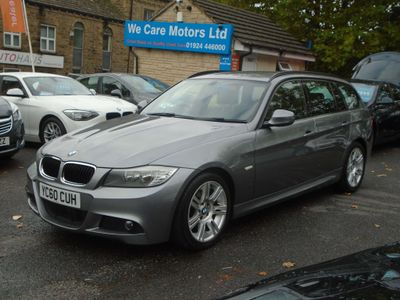 BMW 3 Series Estate 2.0 318d M Sport Touring 5dr