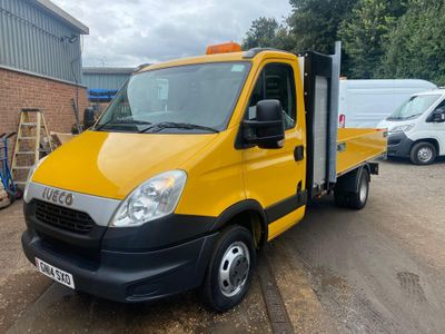 Iveco Unlisted Tipper 45C15