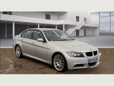 BMW 3 Series Saloon 2.0 320i Edition M Sport 4dr