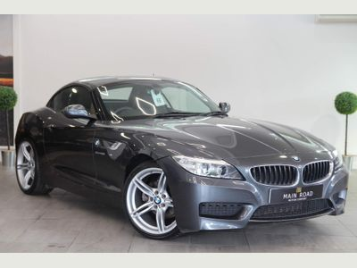 BMW Z4 Convertible 2.0 18i M Sport sDrive (s/s) 2dr
