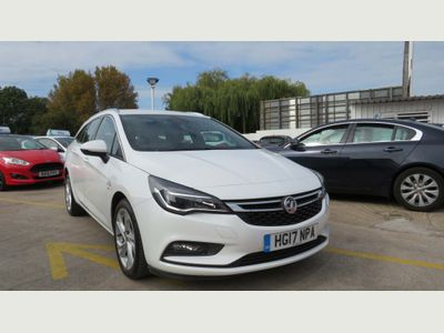 Vauxhall Astra Estate 1.4i Turbo SRi Sports Tourer 5dr