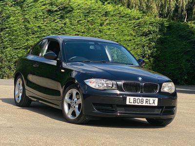 BMW 1 Series Coupe 2.0 120d ES 2dr