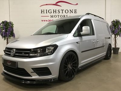 VOLKSWAGEN CADDY MAXI Panel Van SPORTLINE EDITION R