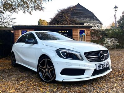 Mercedes-Benz A Class Hatchback 2.1 A200 CDI AMG Night Edition 5dr