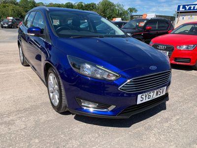 Ford Focus Estate 1.0T EcoBoost Titanium (s/s) 5dr