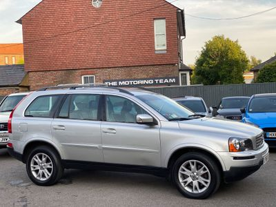 Volvo XC90 SUV 2.4 D AUTOMATIC ALL WHEEL DRIVE