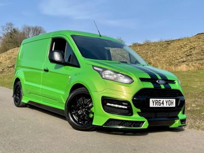 Ford Transit Connect Panel Van Connect M SPORT MS-RT CONNECT 210 LWB