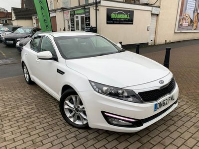 Kia Optima Saloon 1.7 CRDi 2 (Tech Pack) 4dr