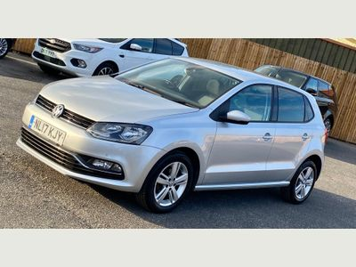 Volkswagen Polo Hatchback 1.4 TDI BlueMotion Tech Match Edition (s/s) 5dr