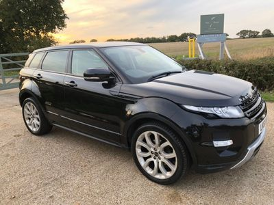 Land Rover Range Rover Evoque Estate 2.0 SI4 Dynamic SUV 5dr Petrol Automatic AWD (181 g/km, 240 bhp)