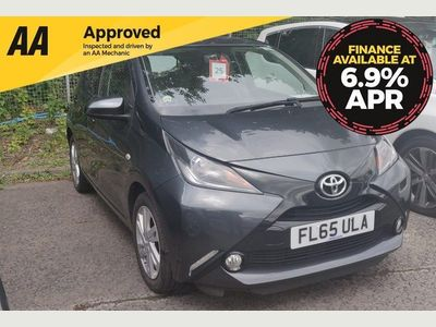 Toyota AYGO Hatchback 1.0 VVT-i x-pression x-wave x-shift 5dr EU5