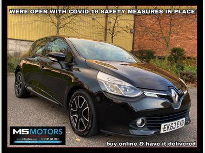 Renault Clio Hatchback 1.5 dCi ENERGY Dynamique MediaNav (s/s) 5dr