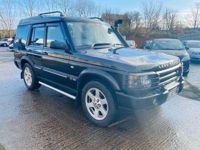 Land Rover Discovery SUV 2.5 TD5 Metropolis 5dr (7 Seats)