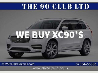 Volvo XC90 SUV 2.4 D5 SE Lux (Premium Pack) Geartronic AWD 5dr