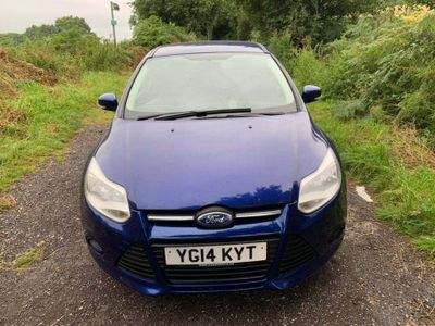 Ford Focus Hatchback 1.6 TDCi ECOnetic Edge 5dr