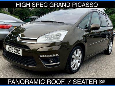 Citroen Grand C4 Picasso MPV 1.6 HDi Platinum 5dr