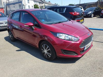 Ford Fiesta Hatchback 1.6 TDCi ECOnetic Style 5dr