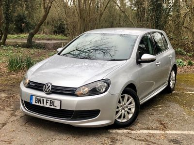 Volkswagen Golf Hatchback 1.6 TDI BlueMotion Tech 5dr