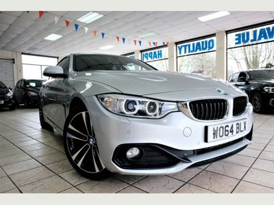 BMW 4 Series Gran Coupe Coupe 2.0 418d Sport Gran Coupe (s/s) 5dr