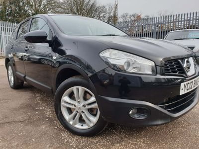 Nissan Qashqai+2 SUV 1.6 dCi Acenta 2WD (s/s) 5dr