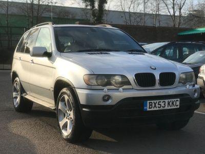 BMW X5 SUV 2.9d Sport Auto 4WD 5dr