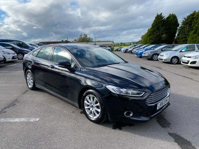 Ford Mondeo Hatchback 1.5 TDCi ECOnetic Style (s/s) 5dr