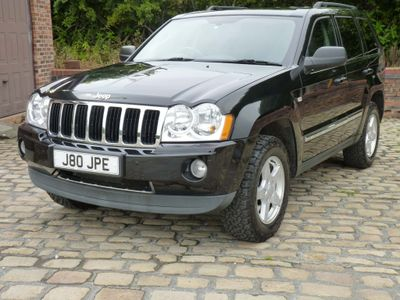 Jeep Grand Cherokee SUV 5.7 V8 Limited 4x4 5dr