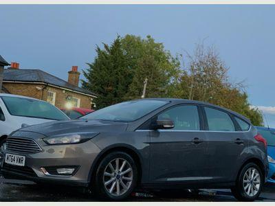 Ford Focus Hatchback 1.0T EcoBoost Titanium (s/s) 5dr