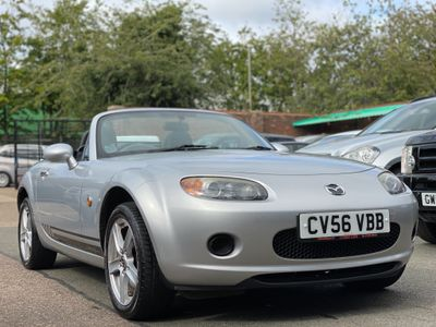 Mazda MX-5 Convertible 2.0 Option Pack 2dr