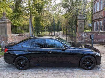 BMW 3 Series Saloon 2.0 320i Sport xDrive (s/s) 4dr