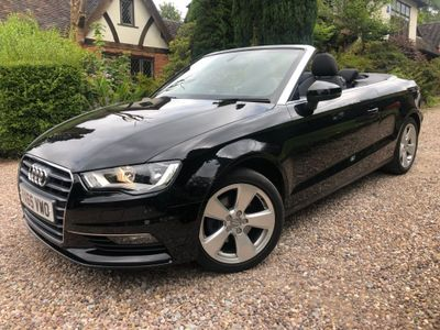 AUDI A3 CABRIOLET Convertible 1.4 TFSI CoD Sport Cabriolet 2dr