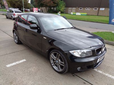 BMW 1 SERIES Hatchback 2.0 116d Performance Edition 5dr