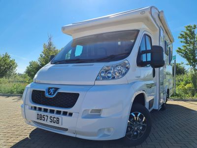 Compass Sorry now sold Low Profile Peugeot boxer