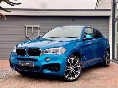 BMW X6 SUV 3.0 30d M Sport Edition Auto xDrive (s/s) 5dr