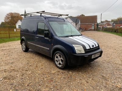 Ford Transit Connect Panel Van 1.8 TDdi T220 LWB LX Plus High Roof 4dr