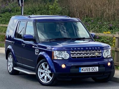 Land Rover Discovery 4 SUV 3.0 TD V6 XS Auto 4WD 5dr