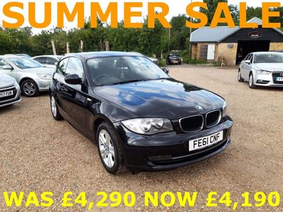 BMW 1 Series Hatchback 2.0 116d SE (Dynamic pack) 3dr