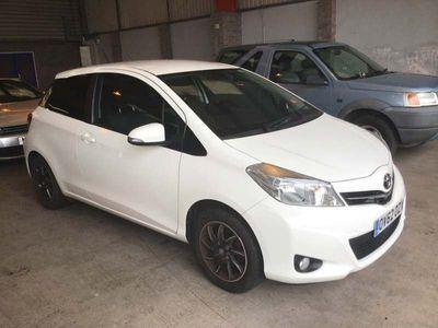 Toyota Yaris Hatchback 1.0 VVT-i Edition 3dr