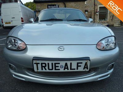 Mazda MX-5 Convertible 1.8I Sport Automatic Sports mode 145BHP