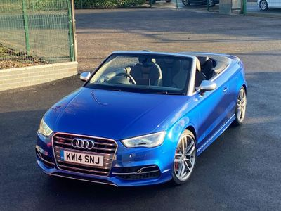 Audi S3 Convertible 2.0 TFSI Cabriolet S Tronic quattro 2dr